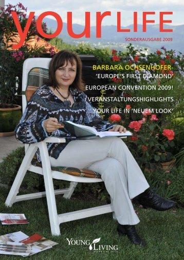 Meine Geschichte - Barbara Ochsenhofer