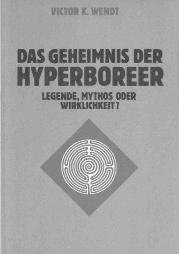 Das Geheimnis der Hyperboreer - thule-italia.org