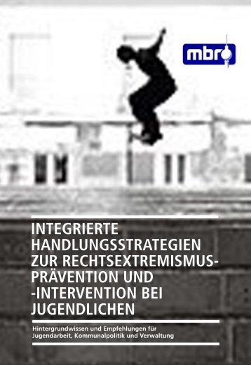 intervention bei jugendlichen - Mbr
