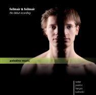 download CD-Booklet - paladino music