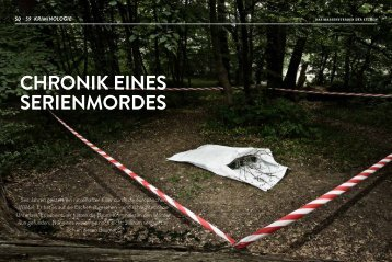 Chronik eines serienmordes - isefor