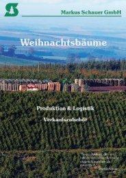 Firmenbroschüre - Schauer GmbH