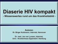 Diaserie HIV kompakt - Hiv-fortbildung.net