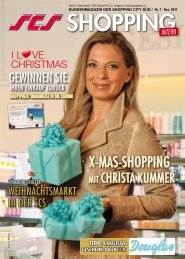 Ausgabe 7/2011 - Shopping-Intern