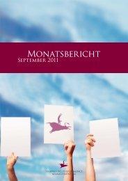 Quartalsbericht September 2011 - FPM-AG