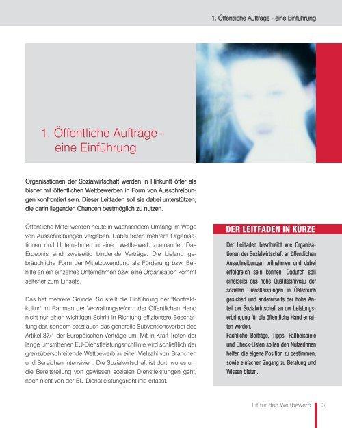 """Leitfaden """"Fit für den Wettbewerb"""" als PDF - Improve"""
