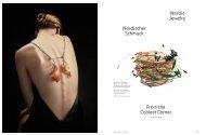 Nordischer Schmuck Nordic Jewelry From the Coolest Corner