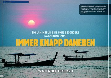 WINTERZIEL THAILAND