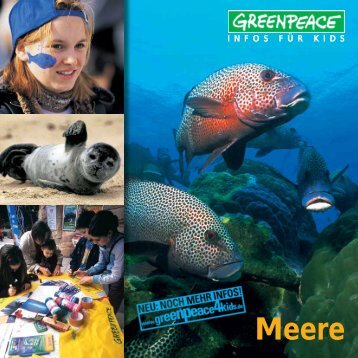 Meere - Greenpeace