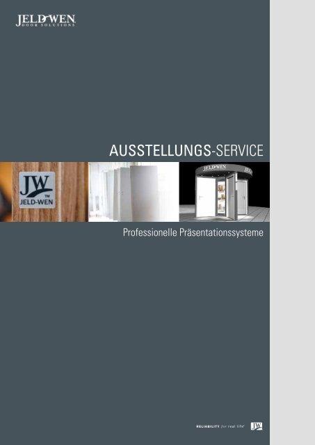 Ausstellungs-Service - JELD-WEN Türen