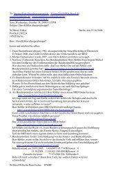 To: InternetPost@bundesregierung.de ; Poststelle ... - Bplaced.net