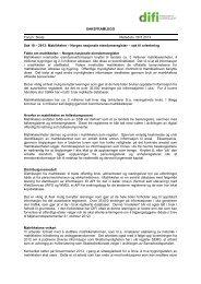 Saksframlegg Skate 290513 Matrikkelen - Difi