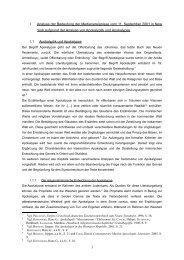 Kapitel vier – Textanalyse der Apokalypse und deren Aussage