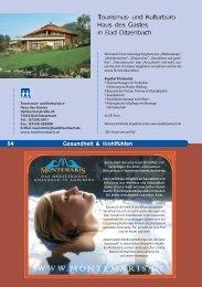 s. 54-65 :: gesundheit + wohlfühlen - blaubox