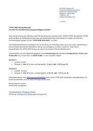 Verkaufsdirektor Wolfgang Stadler Abteilung strategisches ...