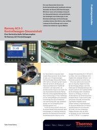 Prospekt AC9-2 Contoller - Thermo Electron Oberhausen GmbH