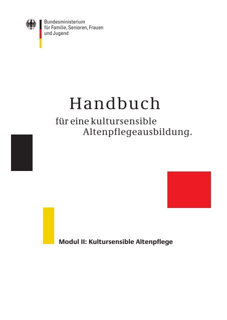 Curriculum Kultursensible Altenpflege Wittener