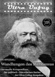 Wandlungen des Marxismus - Enrages Seminar