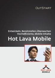 Hot Lava Mobile - OutStart