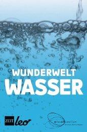 ZEIT Leo Wunderwelt Wasser
