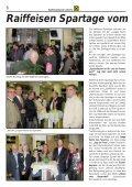 Ausgabe 74 (pdf) - Raiffeisenbank Leibnitz - Seite 6