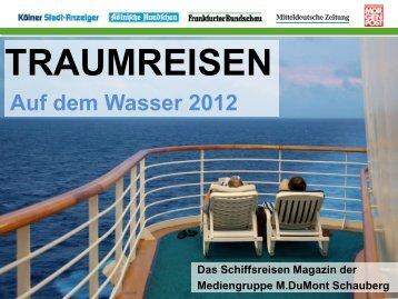 Beilage Traumreisen auf dem Wasser_Februar2012 - Frankfurter ...