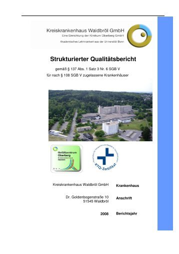 B Struktur- und Leistungsdaten der Organisationseinheiten ...
