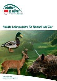 Argumentarium - Revierjagd Solothurn