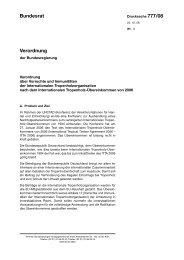 Verordnung Bundesrat - Umwelt-online