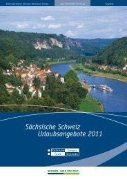 Sächsische Schweiz Urlaubsangebote 2011 - Viatoura