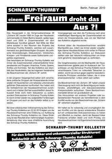 PDF Version - Schnarup Thumby Kollektiv