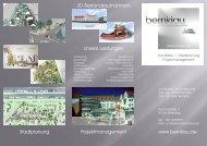 Pdf-Datei mit beiden Seiten des Flyers downloaden - Bernklau