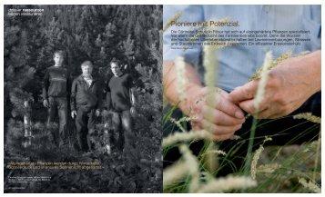 Artikel als PDF lesen - Schutz Samen & Pflanzen AG