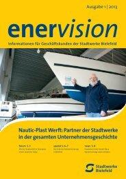 enervision - Stadtwerke Bielefeld
