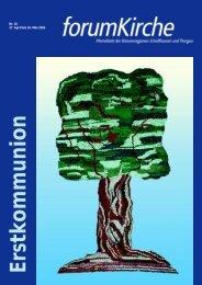 Erstkommunion - forumKirche