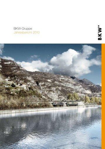 Jahresbericht 2010 - Vorwort
