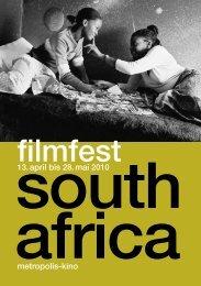 Filmfest South Africa - Cultur Cooperation eV