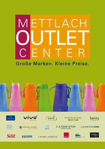 METTLACH CENTER - Mettlach Outlet Center