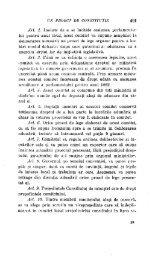UN PROECT DE CONSTITUŢIE 401 Art. 2. înainte de a se ... - DSpace