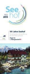 Seehof - AK Tirol - Arbeiterkammer