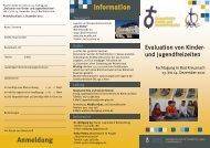 Ausschreibung für die Veranstaltung - Jugend.rlp.de