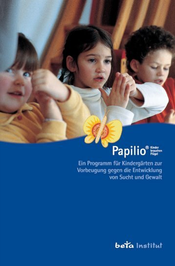 "Papilio® - Elterninitiative Kindergarten ""Harmonie"""