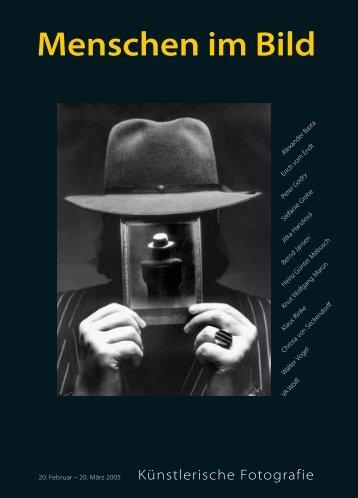 """Katalog """"Menschen im Bild"""" - Ausstellung ... - Alexander Basta"""