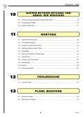BEDIENUNGSHANDBUCH - Coltri Americas - Seite 4
