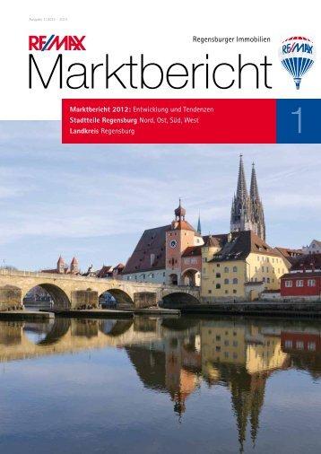 RE/MAX Marktbericht - Nr. 1 2012-2013 - Immobilien Marzinke - RE ...