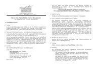 Richtlinien zur Erstellung von Hausarbeiten - Peter Matusseks