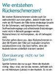 Leseprobe zum Titel: Das neue Rücken-Akut-Training - Die Onleihe - Seite 6