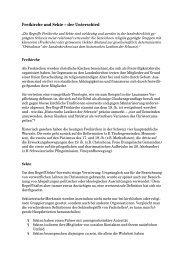 07_Freikirche und Sekte der Unterschied_Schlussversion - Verband ...