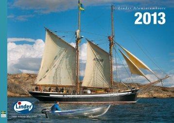 Linder Aluminiumboote 2013 - Linder aluminiumbåtar