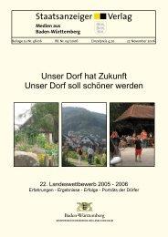 Unser Dorf hat Zukunft Unser Dorf soll schöner werden - Rietheim